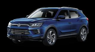 SsangYong Korando 1.5 GDI MT STYLE Plus 4x2 SUV benzin