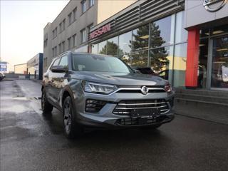 SsangYong Korando 1,5 GDI MT CLEVER 4x2 SUV benzin