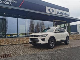 SsangYong Korando 1,5 2WD 6MT  STYLE+ SUV benzin