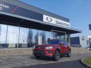 SsangYong Korando 1,5 4WD 6AT  STYLE+ SUV benzin