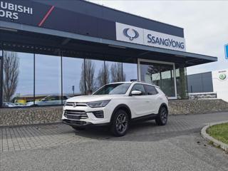SsangYong Korando 1,5 2WD 6MT  CLEVER SUV benzin