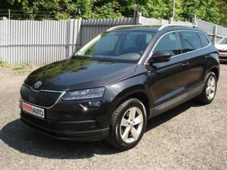 Škoda Karoq 2,0TDi 4x4 DSG  rezervace ! SUV