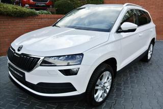 Škoda Karoq 1,6 TDI STYLE 85KW,KESSY,LED,NAVIGACE SUV nafta