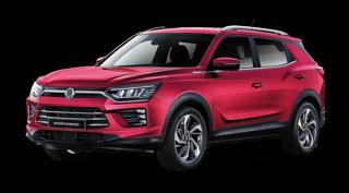 SsangYong Korando 1,5 2WD 6AT  Style+ SUV benzin