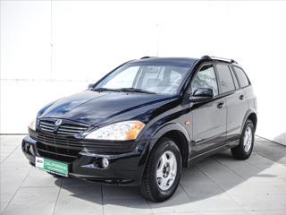 SsangYong Kyron 2,0 XDi,4x4,klima,tažné SUV nafta