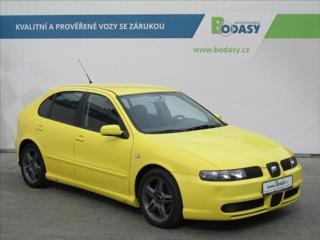 Seat Leon 1,9 TDI TOP SPORT 4x4  ČR hatchback nafta