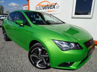 Seat Leon 1.4TSi,90kW,Style,serv.kn,aut.klima hatchback