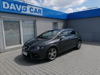 Seat Leon 2,0 TDI 125 kW Aut. klima FR hatchback nafta