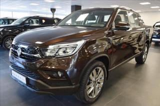 SsangYong Musso 2,2 e-XDI Grand AT 4x4 Premium pick up nafta