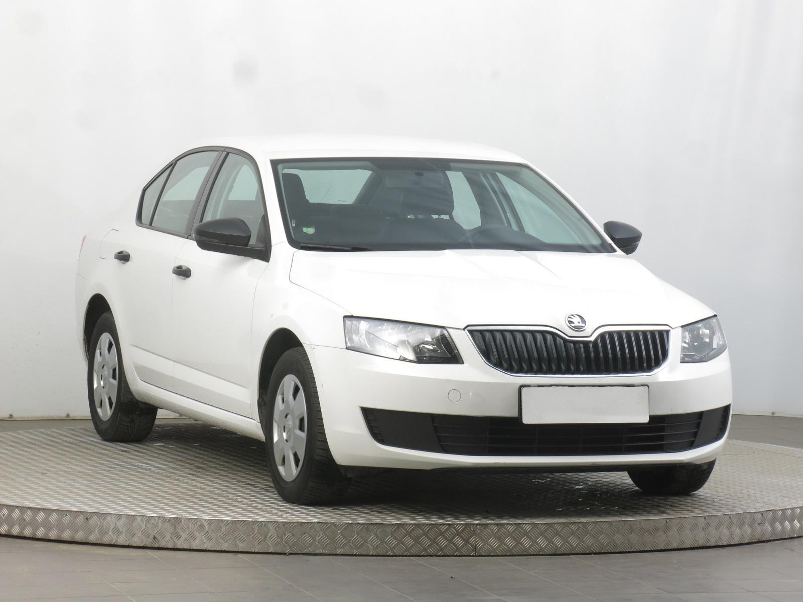 Škoda Octavia 1.2 TSI 63kW hatchback benzin
