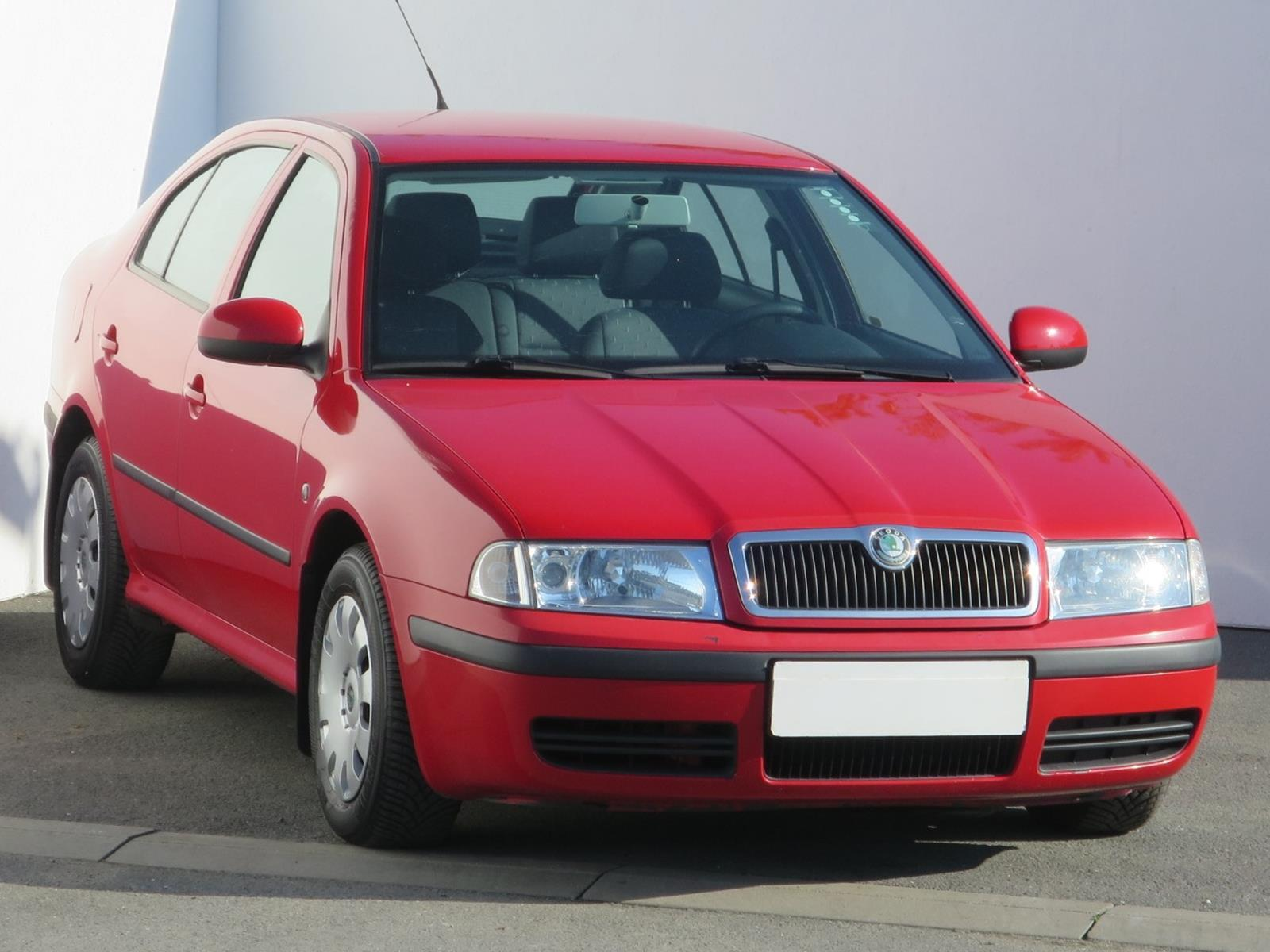 Škoda Octavia 1.9 TDI  74kW hatchback nafta