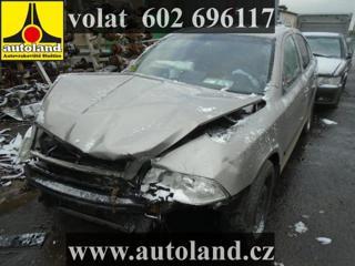 Škoda Octavia VOLAT 602 696117 hatchback nafta