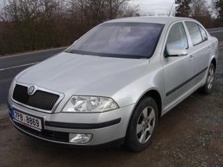 Škoda Octavia 1.9 TDi Ambiente hatchback