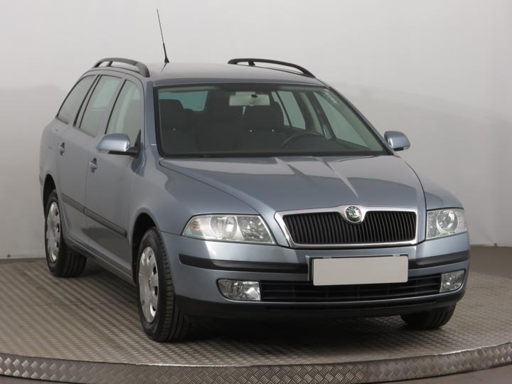 Škoda Octavia 1.6 85kW kombi benzin
