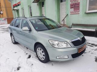 Škoda Octavia 1,6 MPi Ambiente, TOP kombi benzin