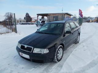 Škoda Octavia Kombi 1.9 TDi 74 kW, Klima kombi