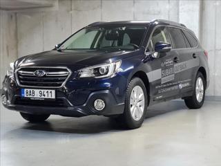 Subaru Outback 2,5 EXECUTIVE ES Automat kombi benzin