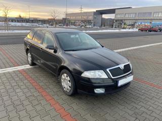 Škoda Octavia II 1.9 TDI ČR kombi