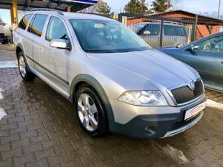 Škoda Octavia 2.0TDi SCOUT, GARANCE KM kombi