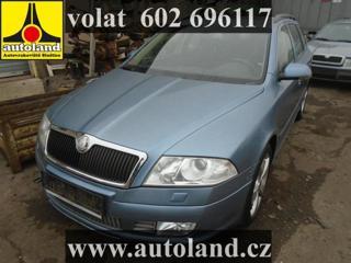 Škoda Octavia VOLAT 602 696117 kombi benzin