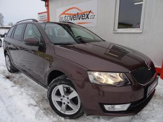 Škoda Octavia 2.0TDi,110kW,Style,1majČR,DSG, serv kombi