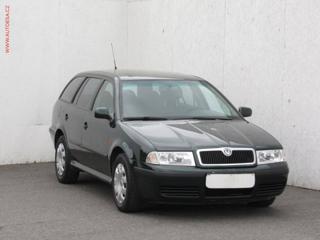 Škoda Octavia 1,6, ČR kombi benzin