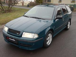 Škoda Octavia 1.9TDi Tažný Platná STK kombi