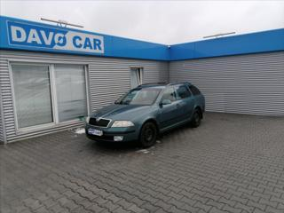 Škoda Octavia 2,0 TDI CZ Elegance kombi nafta