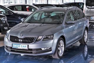 Škoda Octavia 1,5 TSI DSG CZ 1.Maj. Style+ DPH kombi benzin