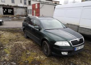 Škoda Octavia 2.0 fsi 4x4 kombi