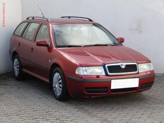 Škoda Octavia 1.9 TDi Elegance AT kombi nafta