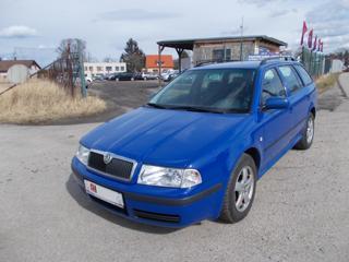 Škoda Octavia Kombi 1.8T 20V, 110kW, Klima kombi