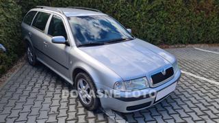 Škoda Octavia 1.8T, Serv.kniha, ČR kombi benzin