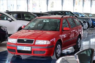 Škoda Octavia 1,9 TDI Serv. kniha Tour kombi nafta