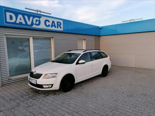 Škoda Octavia 1,6 TDI CZ Ambition DPH 1.Maj kombi nafta