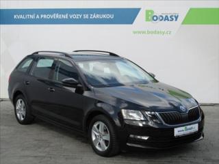 Škoda Octavia 1,6 TDI VÝHŘEV SED.TEMPOMAT ČR kombi nafta