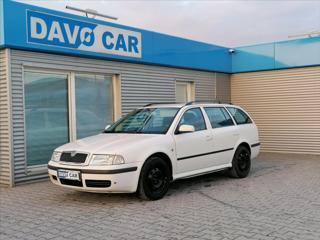 Škoda Octavia 1,9 TDI klima CZ Serv.kniha Tour kombi nafta