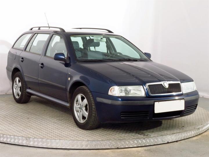 Škoda Octavia 1.6 75kW kombi benzin