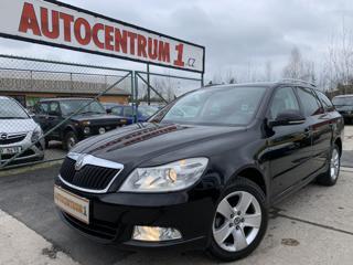 Škoda Octavia 1,9 TDI Ambiente TOP!! kombi