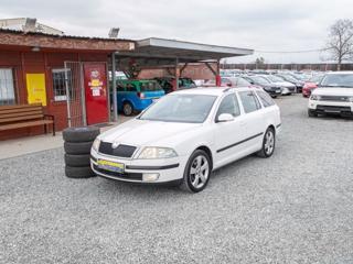 Škoda Octavia 1.9 TDi kombi nafta
