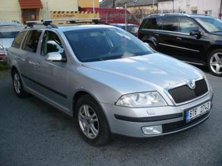 Škoda Octavia II 1.9 TDi kombi kombi nafta