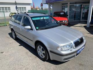 Škoda Octavia 1.9TDI 81kW Collection Xenon kombi