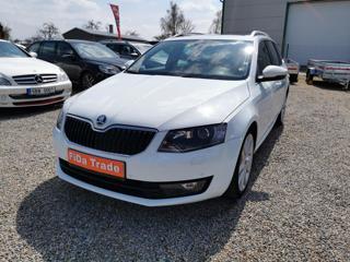 Škoda Octavia 2.0TDi Style ČR panorama, kůže, dsg kombi