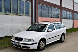 Škoda Octavia KOM. 1.9TDi 66KW 2003/ kombi
