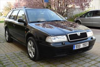 Škoda Octavia 1,8   Turbo Laurin Klement Kůže kombi benzin