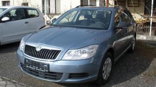 Škoda Octavia 1,6 TDI kombi