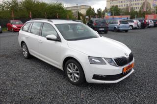Škoda Octavia 1,6 TDi, ČR, 1 MAJ., AMBITION. kombi nafta