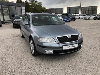 Škoda Octavia 2.0 FSi kombi benzin
