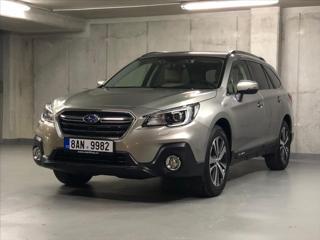 Subaru Outback 2,5 EXECUTIVE ES,CVT,4x4 kombi benzin