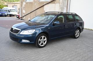 Škoda Octavia Family 2.0TDI 103KW DPH 4/2012 kombi